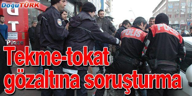 VALİ ALTIPARMAK OLAYA EL ATTI, O POLİSLERE SORUŞTURMA!