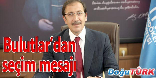 """""""YEREL SEÇİM İNŞALLAH HAYIRLARA VESİLE OLUR"""""""
