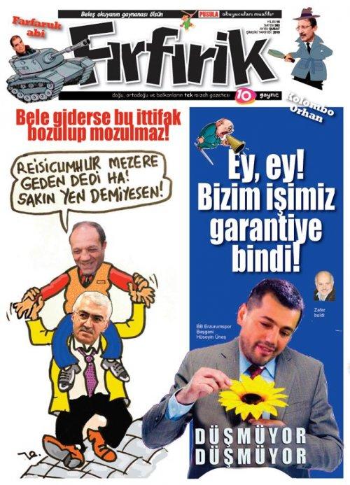 FIRFIRİK 2019-3