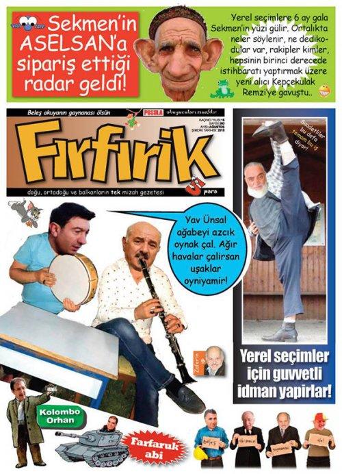 FIRFIRİK - 11