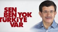 SEN BEN YOK TÜRKİYE VAR